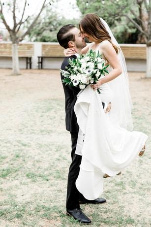 Desert Whim Wedding Planner Testimonial from Deanne and Ty