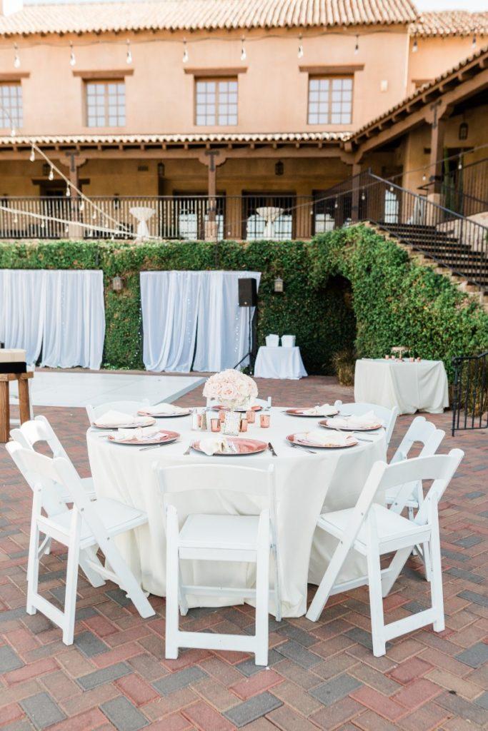 Desert Whim Arizona Outdoor Tuscan Wedding (1)