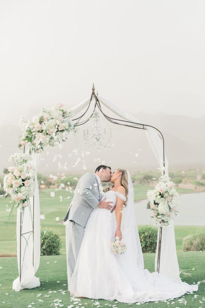 Desert Whim Arizona Outdoor Tuscan Wedding (12)