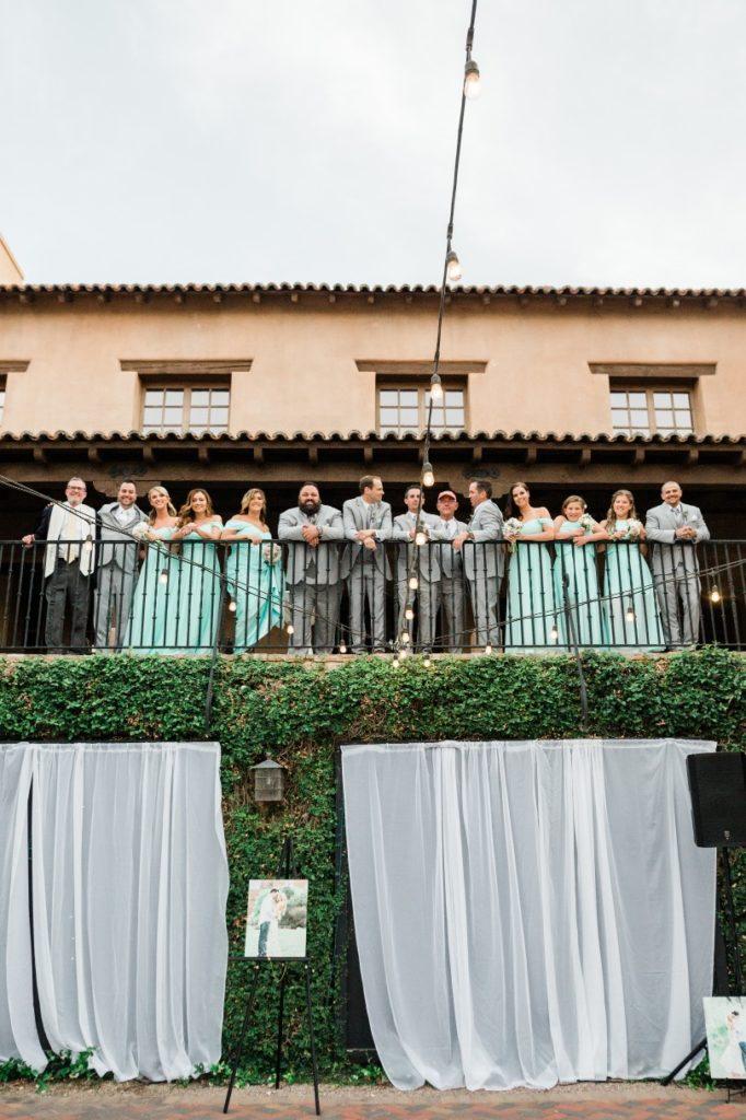 Desert Whim Arizona Outdoor Tuscan Wedding (26)