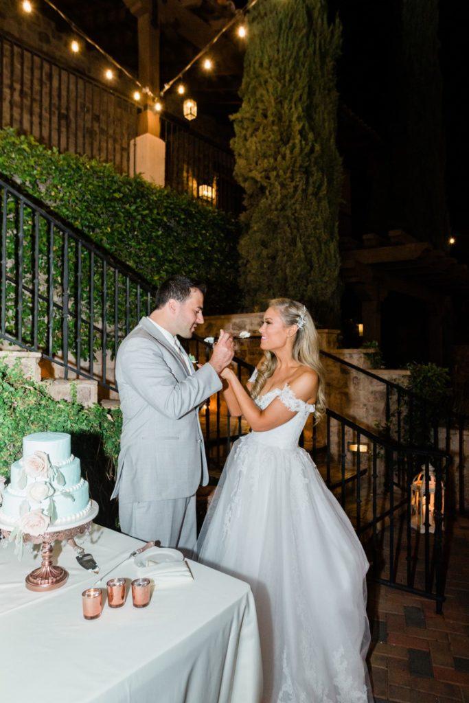 Desert Whim Arizona Outdoor Tuscan Wedding (33)