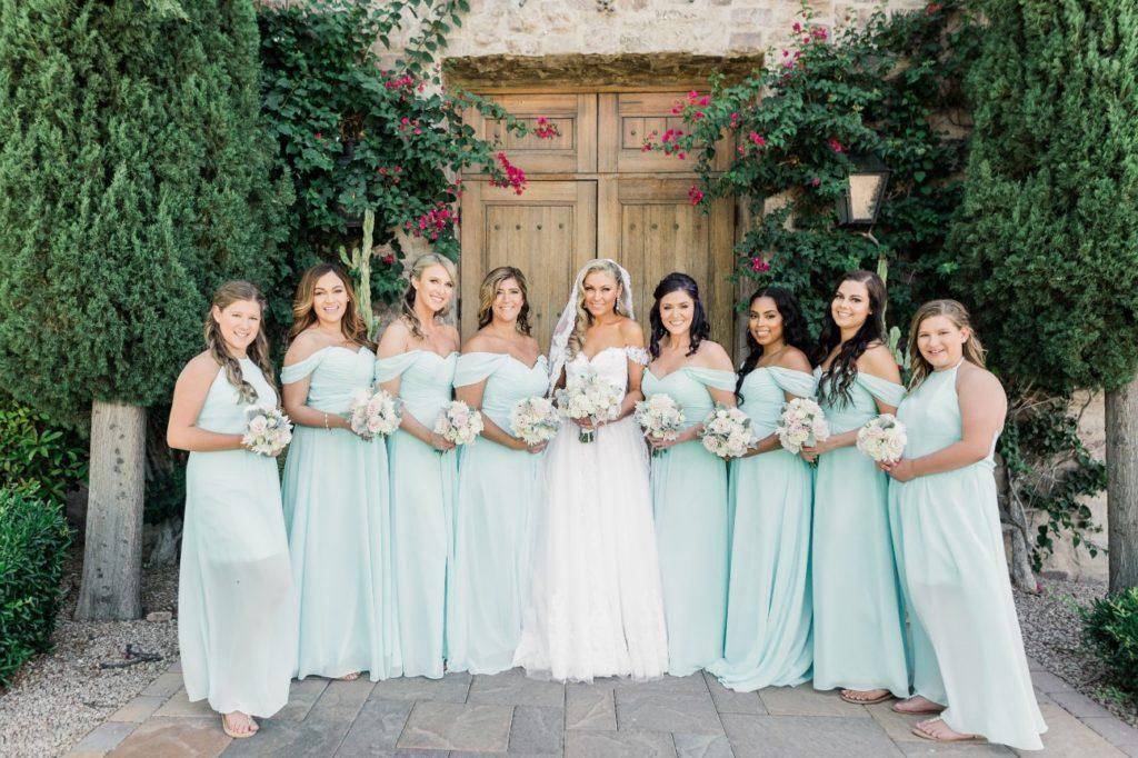 Desert Whim Arizona Outdoor Tuscan Wedding (55)