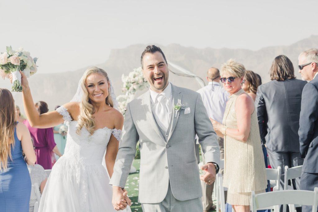 Desert Whim Arizona Outdoor Tuscan Wedding (9)